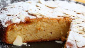 Almond Cake Dessert