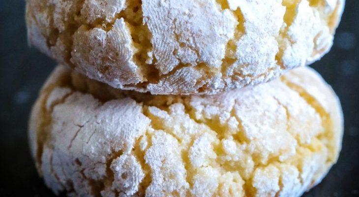 Amaretti Cookies Dessert