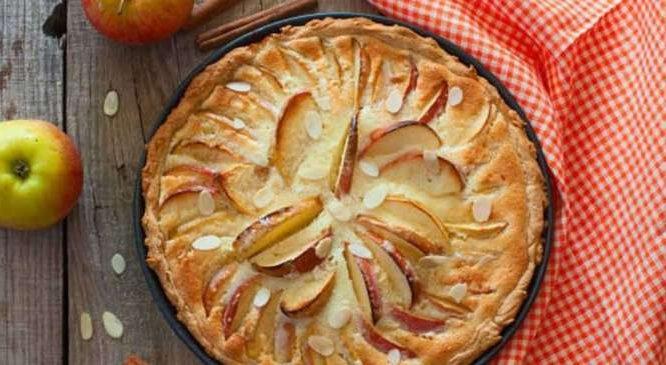 Apple tart delight