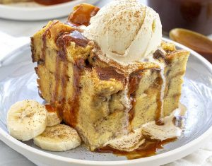 Banana Bread Dessert