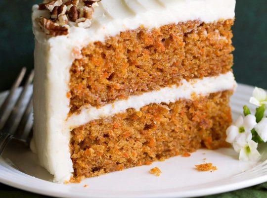 Carrot Cake Dessert