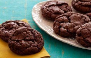 Chocolate Cayenne Cookies Dessert