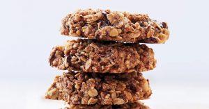 Chocolate pecan oaties