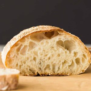 Ciabatta Bread Dessert