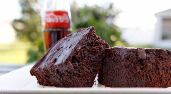 Coca-Cola Cake Dessert