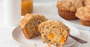 Confetti Veggie Muffins