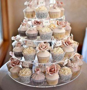 Cupcake Wedding Cakes Dessert