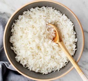 Exotic basmati rice
