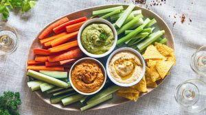 Healthy cheese spread