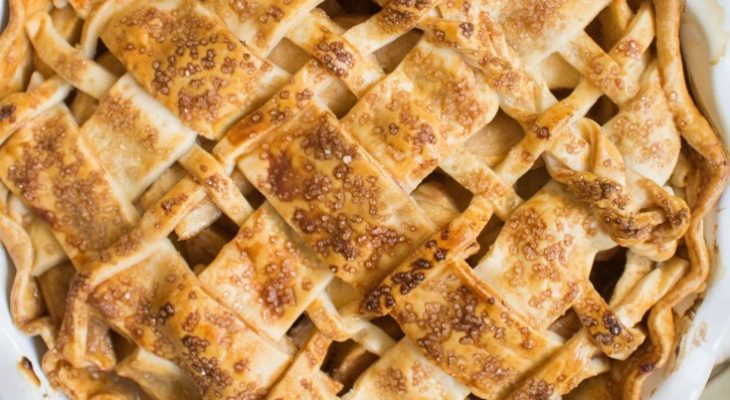Honey Apple Pie Dessert
