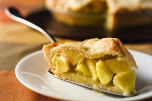 Honey Apple Pie Dessert
