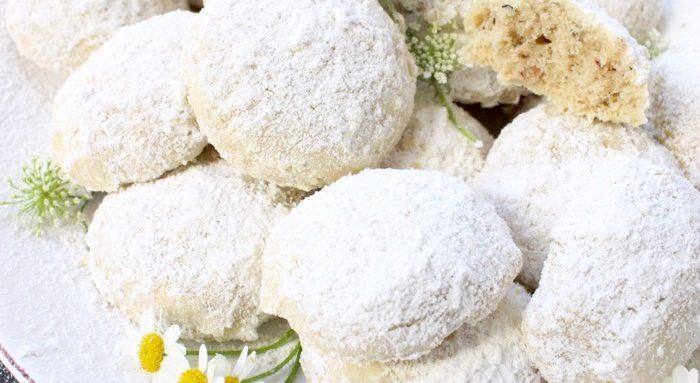 Italian Wedding Cookies Dessert
