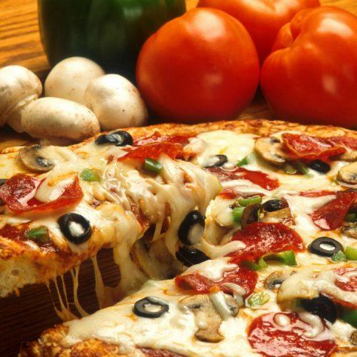 Italian pizza topping