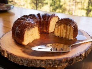 Rum Cakes Dessert