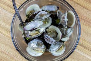 Shellfish & pearl couscous