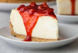Strawberry Cheesecake Dessert