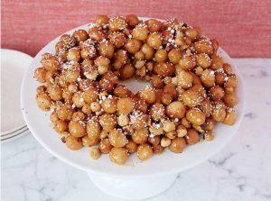 Struffoli Dessert
