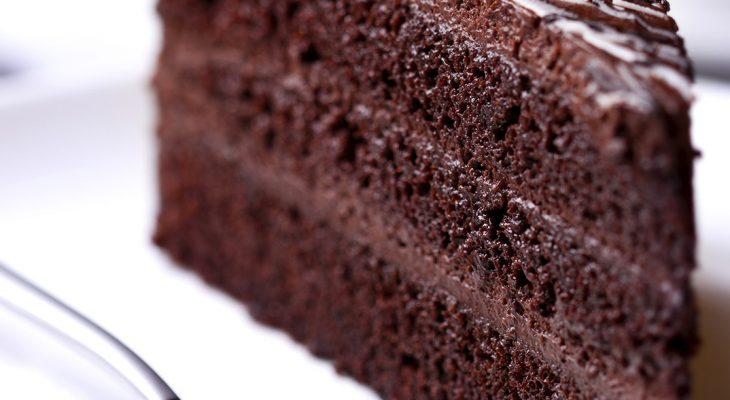 Sugar Free Chocolate Cake Dessert