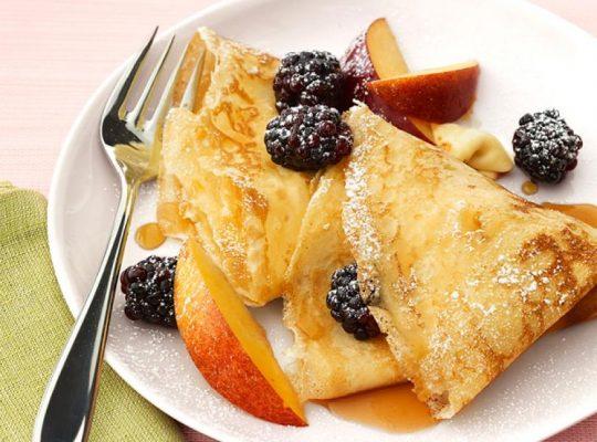 Swedish Pancakes Dessert
