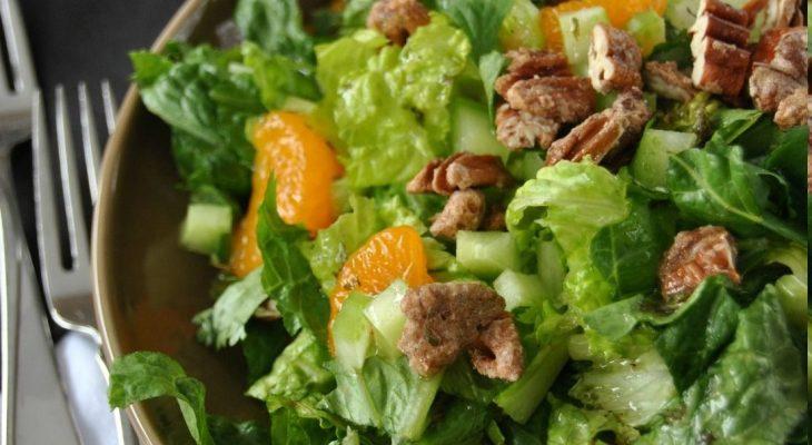 Sweet Mandarin Salad