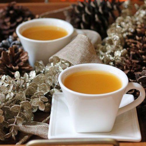 Tea-spiced for holidays