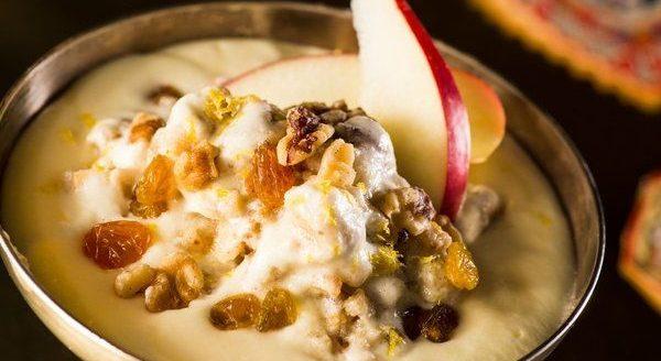 Waldorf Pudding Dessert