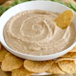 White bean dip with garlic