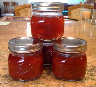 Cheryl's Cranberry Orange Marmalade