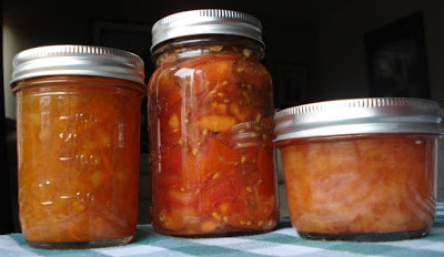 Carrots, Bruchetta, and Quince – Testing recipes again!